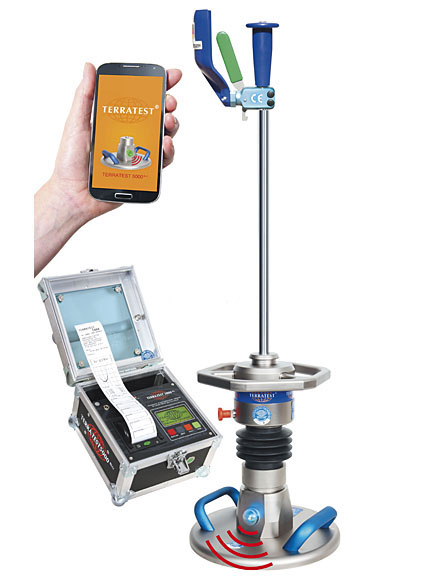 Light-weight-deflectometer-TERRATEST-5000-BLU-with-APP